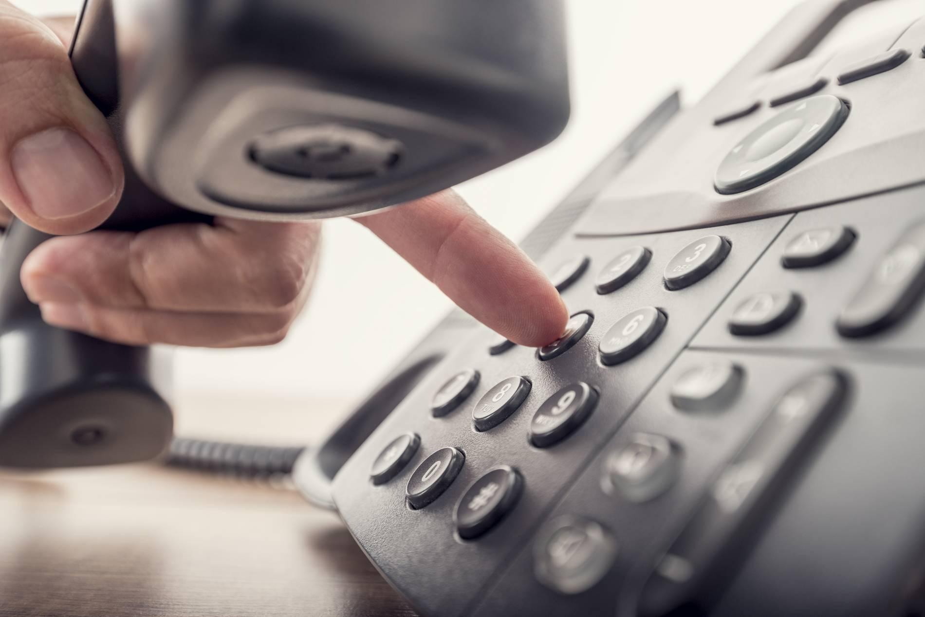 CGCOM - téléphonie